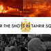I hear the shots in Tahrir Square