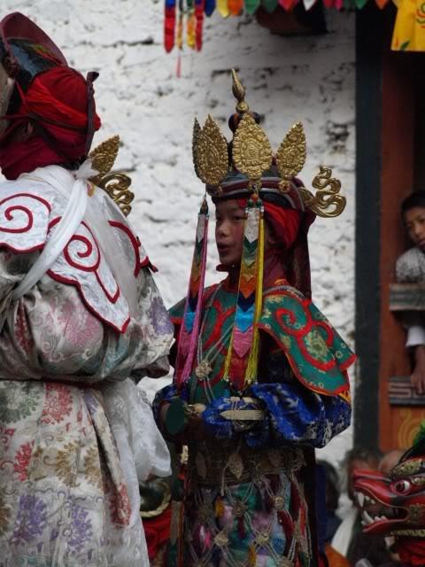 Lhuentse Festival, Bhutan