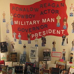 Centennial Reagan Display
