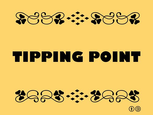 Buzzword Bingo: Tipping Point