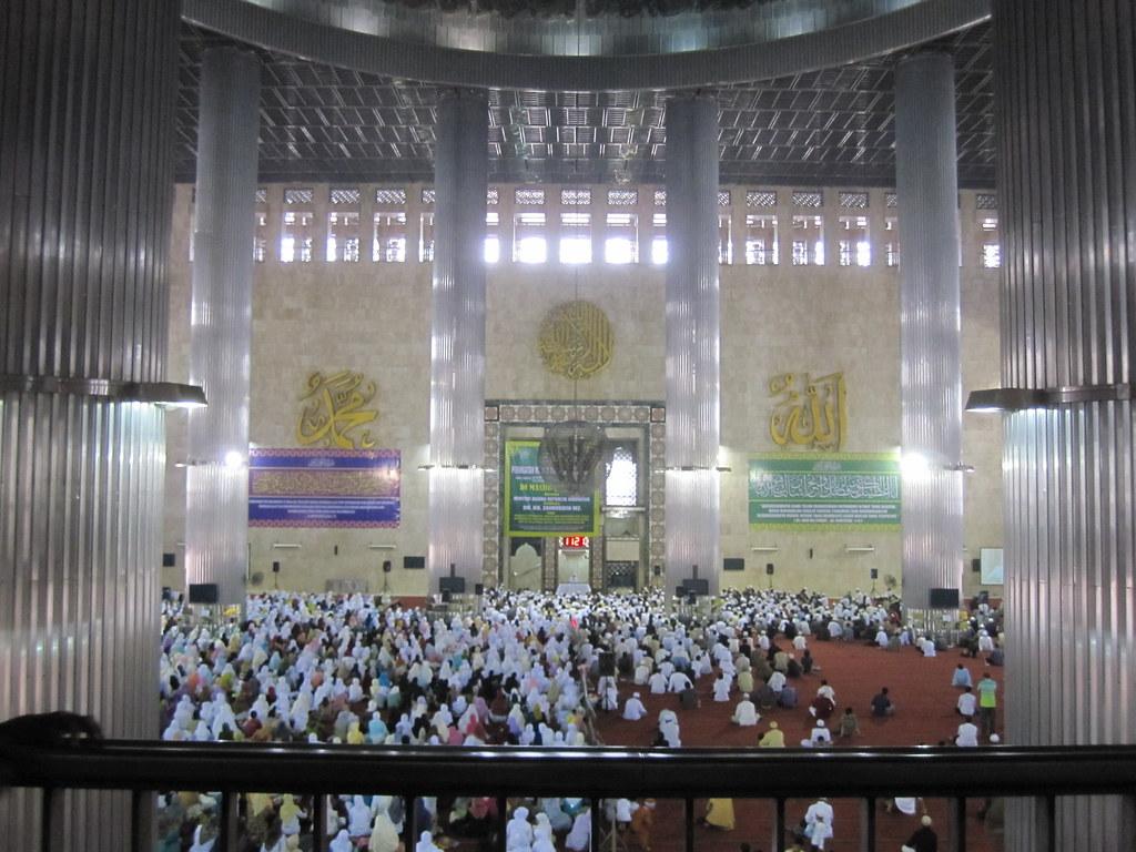 Jakarta Mosque