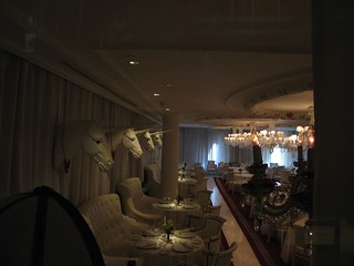 The Bistro at Faena Hotel + Universe, Buenos Aires, Argentina