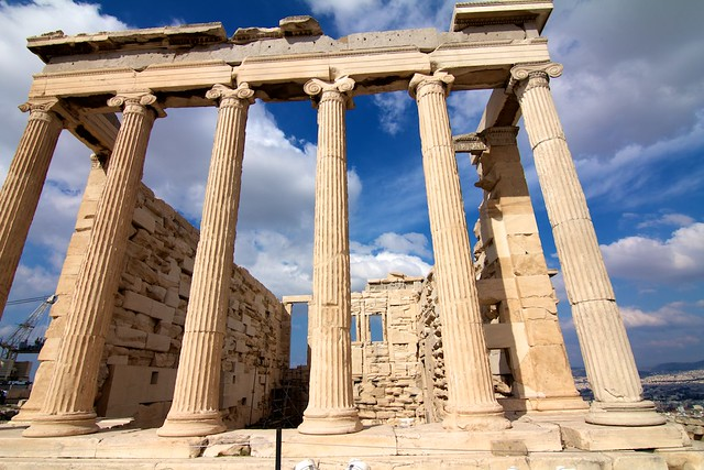 ancient greek columns architecture a gallery on flickr