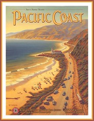 pacific  electric poster