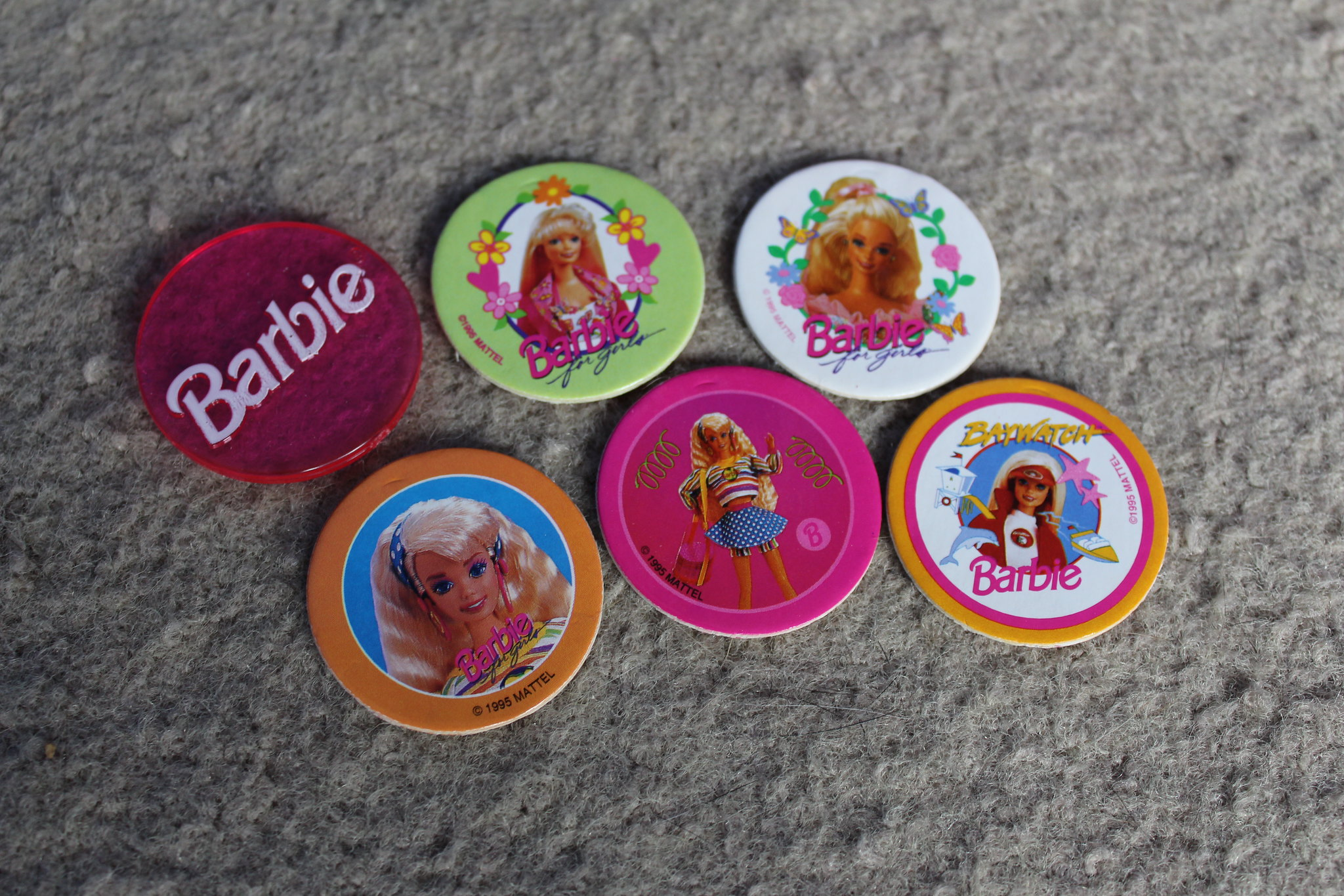 Collection Close Up: POG Fun Barbie (1995) | Confessions of
