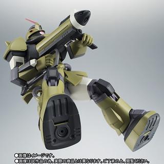 吉翁首款水陸兩用MS,但... ROBOT魂 〈SIDE MS〉 MS-06M 水中型薩克(水中用ザク) ver. A.N.I.M.E.