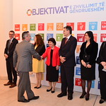 United Nations Agencies in Albania celebrated the UN Day with a large array of national and international partners.The key theme was Albania and Sustainable Development Goals