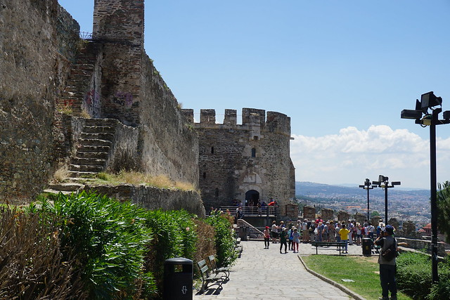 Thessaloniki Castle