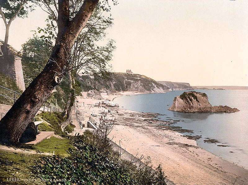 North Sands, Tenby