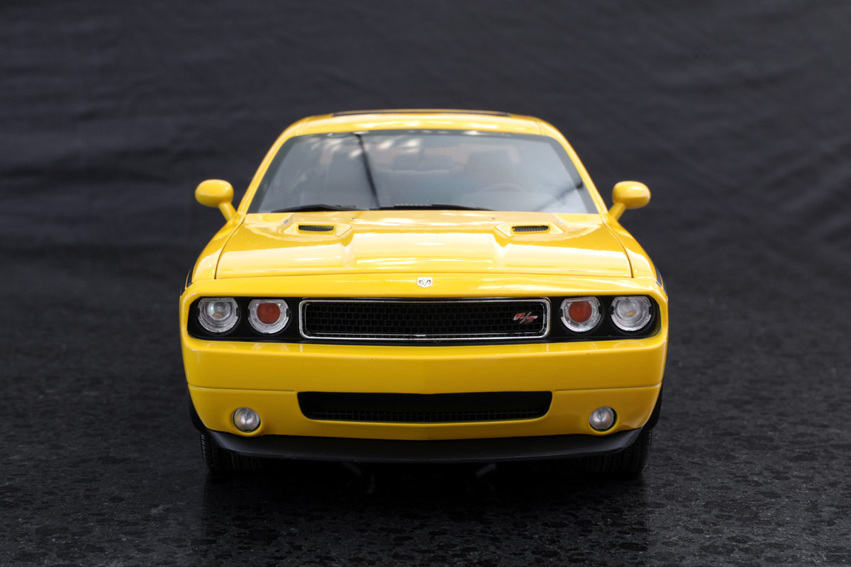Highway 61 1:18 Dodge Challenger R/T \'10 (yellow) - DX Muscle Cars ...