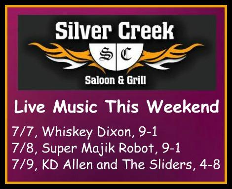 Silver Creek Poster 7-7-17