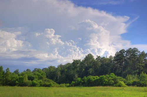 sky clouds mississippi hdr hattiesburg