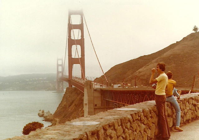 Golden Gate Bridge from Lookout
