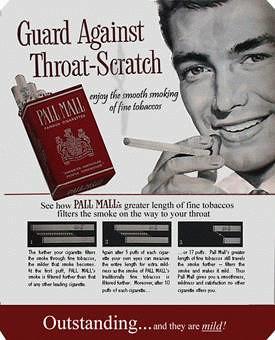 Cigarette Advertising