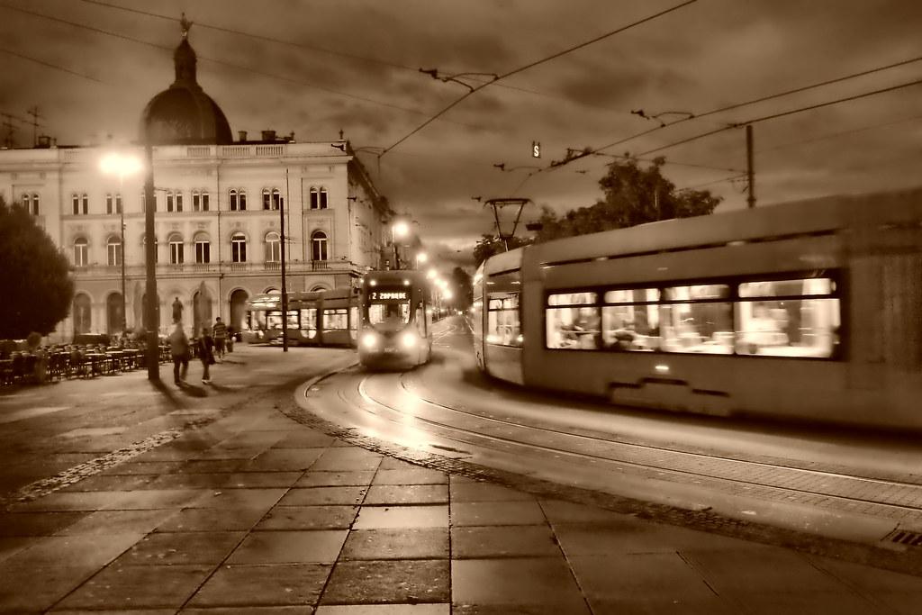 Zagreb trams