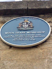 Photo of Blue plaque № 4026