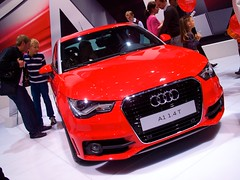 automobile, automotive exterior, audi, exhibition, vehicle, automotive design, auto show, mid-size car, audi a1, concept car, land vehicle, luxury vehicle,