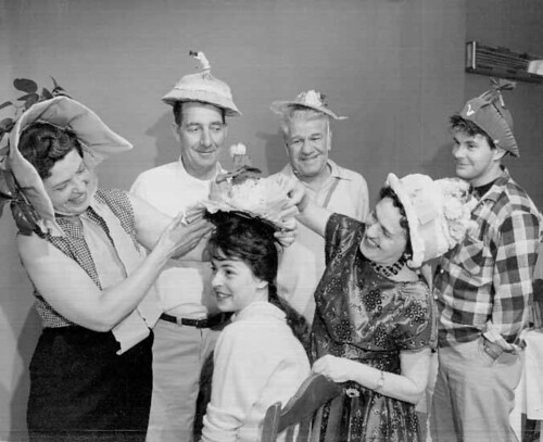 Monthly party for patients at the Mountain View General Hospital, Tacoma, Washington