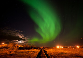 Aurora Borealis Gillam
