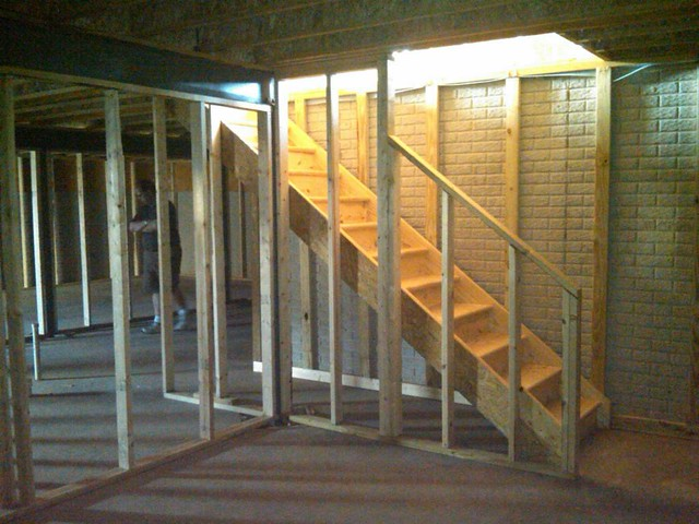 Basement Remodeling Ideas Basement Stairs