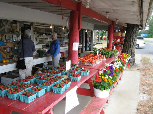 Farmers Markets offer in season, local produce to communities nationwide.