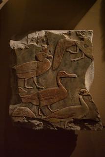 Waterfowl in a Clapnet, Metropolitan Museum of Art