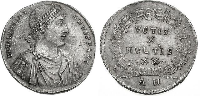 médaillon de 48 siliques pour Valentinien Ier  4965213449_62c4de920d_z