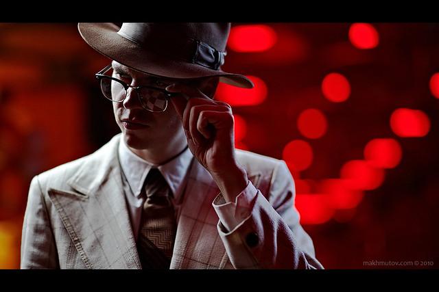 exdigecko - In Vegas, everybody's gotta watch everybody else