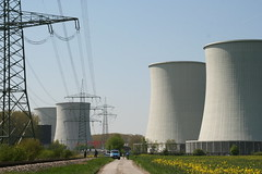 electrical supply, industry, cooling tower, electricity, power station, nuclear power plant,