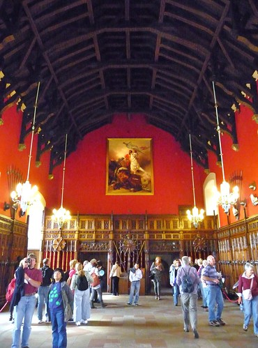 Great Hall at Edinburgh Castle