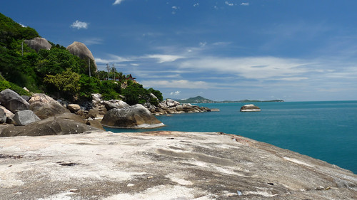 Koh Samui Beach </strong><strong>サムイ島</strong><strong>ビーチ(岩場)</strong><strong>2