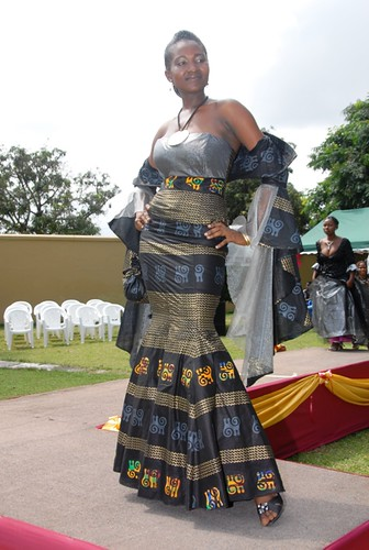 african funeral fashion