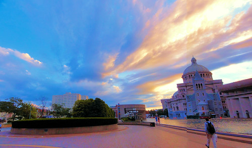plaza city blue light sunset red summer sky urban orange white color church nature water pool boston architecture clouds reflections geotagged ma photography evening photo basilica sony newengland cybershot dome fenway reflectingpool bostonma symphony backbay sonycybershot christianscience relections bostonist sklyline motherchurch masschusetts 02115 neobyzantine lurvely thatsboston dschx5v hx5v brooksbos
