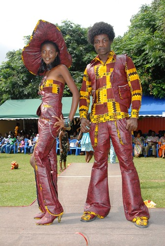 leather kente fashion styles african wear