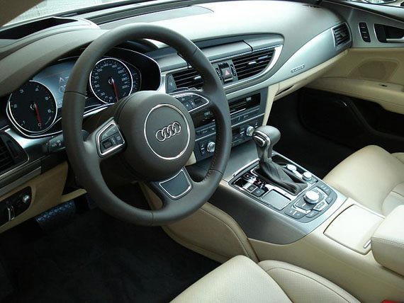 audi a7 sportback interior view 01 flickr photo sharing. Black Bedroom Furniture Sets. Home Design Ideas