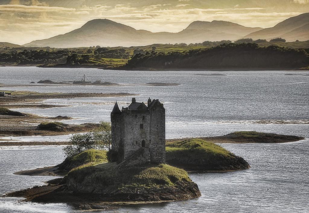 Castle Stalker, Appin, Scotland II