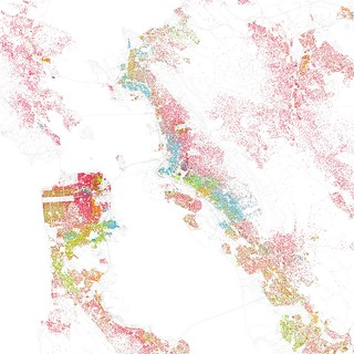 Race and ethnicity, San Francisco, Oakland, Berkeley