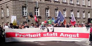 Freiheit statt Angst 2010 Berlin