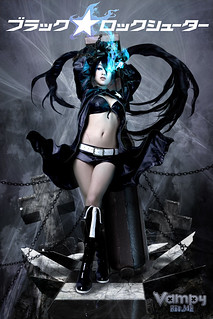 Black Rock Shooter By Vampy