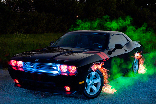 Demon Car!