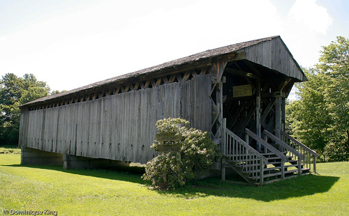 Covered Bridges of Ashtabula County Ohio-6