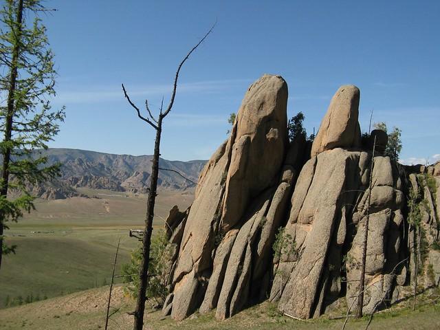 Terelj NP, Mongolia