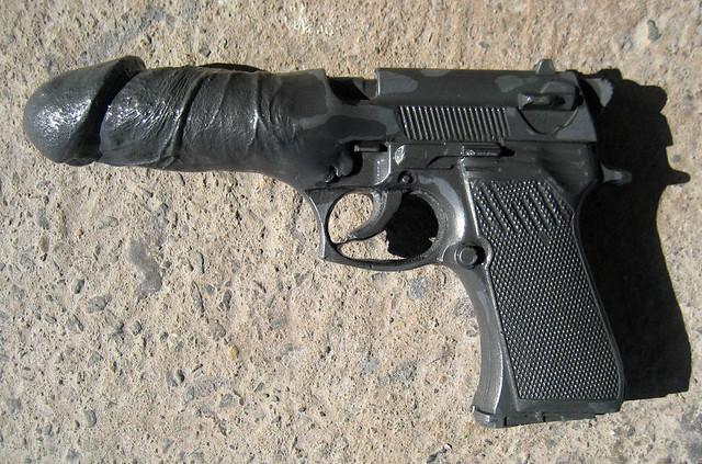Gun Cock 34