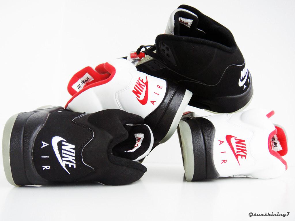 Rétro Nike Air Jordan V 1990 99