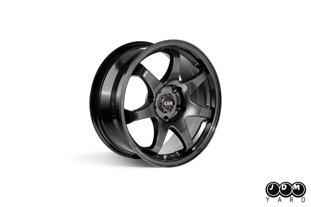 Sportmax-522-15x7-Wheels-Rims-Black-Integra-Prelude-Civic-MR2-Celica