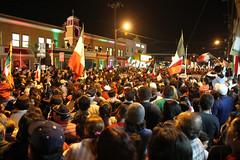 Bicentennial Celebration in Tijuana