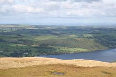 Arthur's Pike summit panorama 8