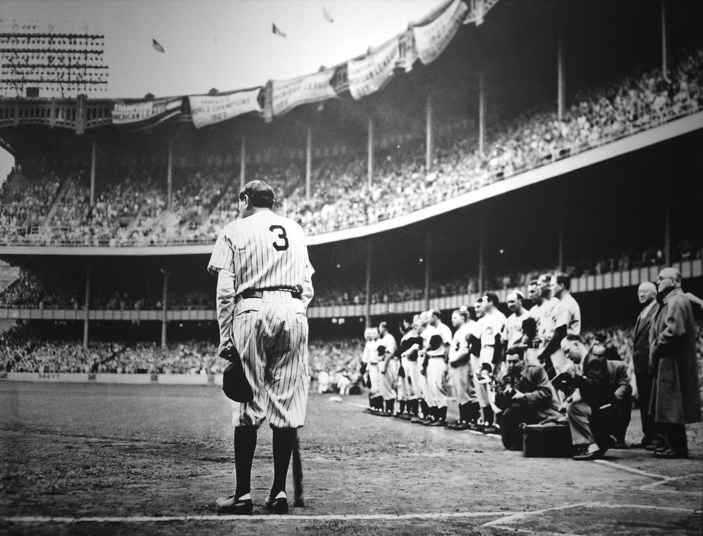 Babe Ruth Retires No. 3