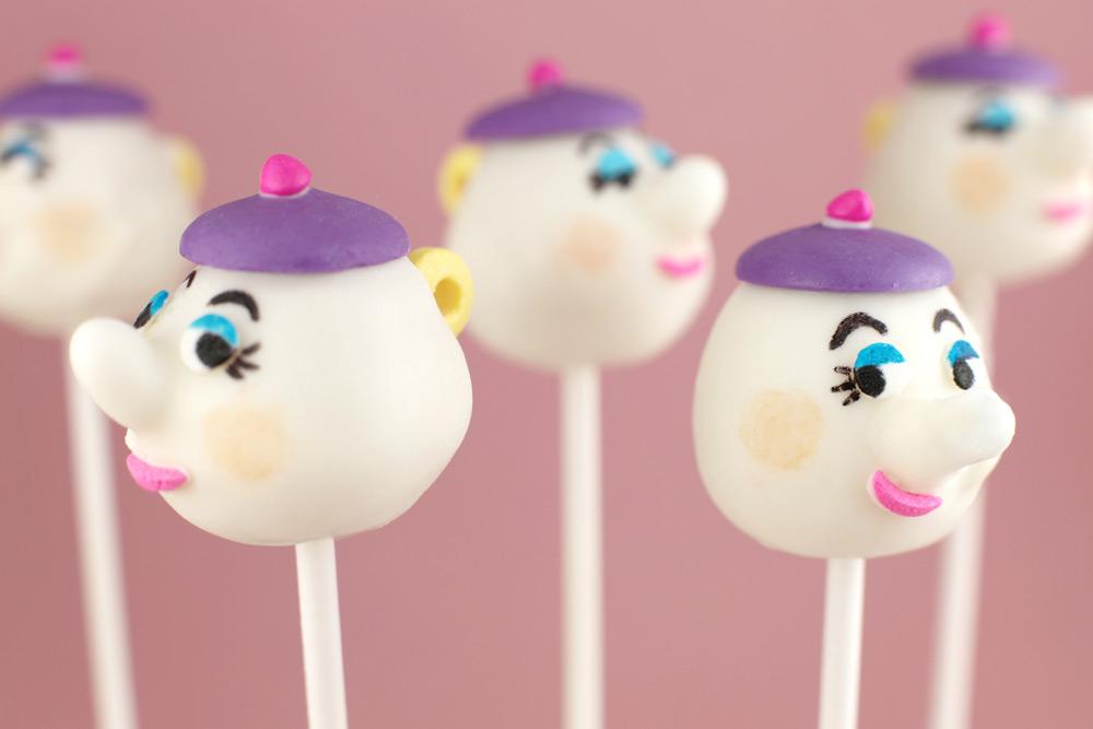 Images Of Cute Cake Pops : Teapop Party!   bakerella.com