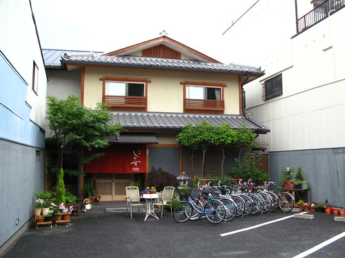 ryokan shimizu is one of the best budget ryokans in kyoto